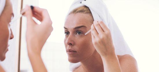 pasos para aplicar serum facial