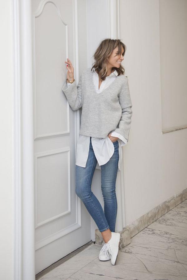 ropa casual para mujer de 40 años