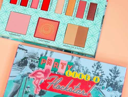 Benefit Cosmetics paletas