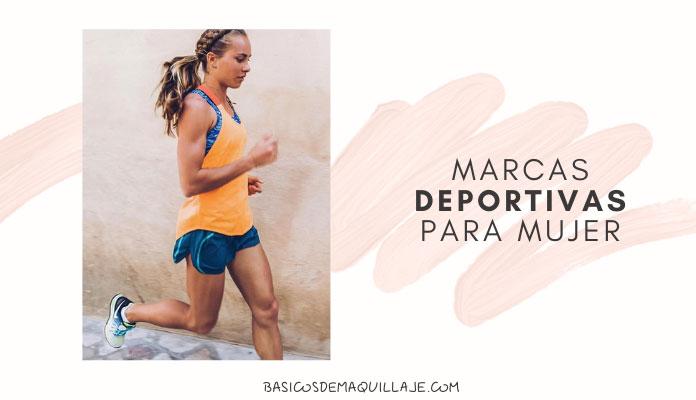 Marcas de ropa deportiva para mujer