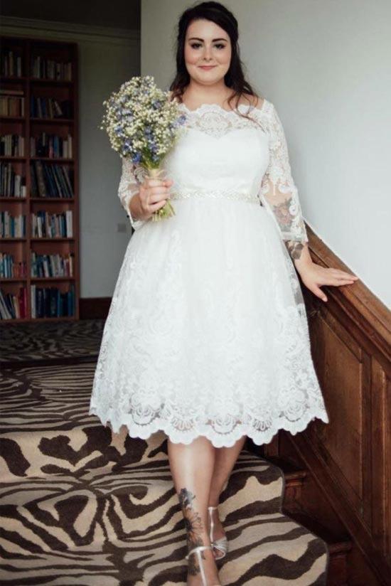 7 Vestidos De Novia Para Gorditas Para Todos Los Gustos