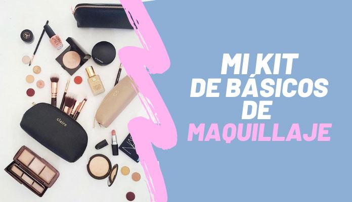kit de basicos de maquillaje
