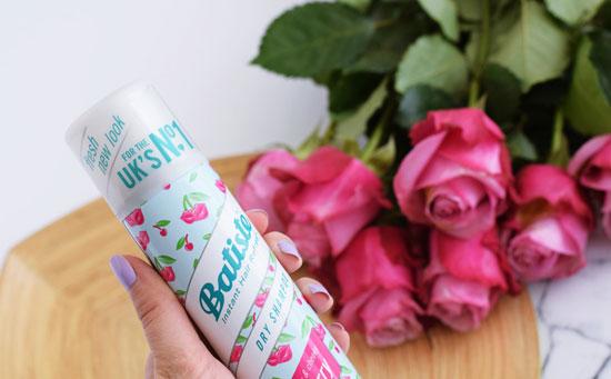 opiniones sobre el shampoo en seco Batiste